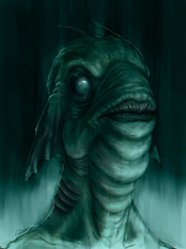 Scary Animals That Are Real 17 Creepy Paintings Fo...