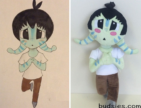custom stuffed toys