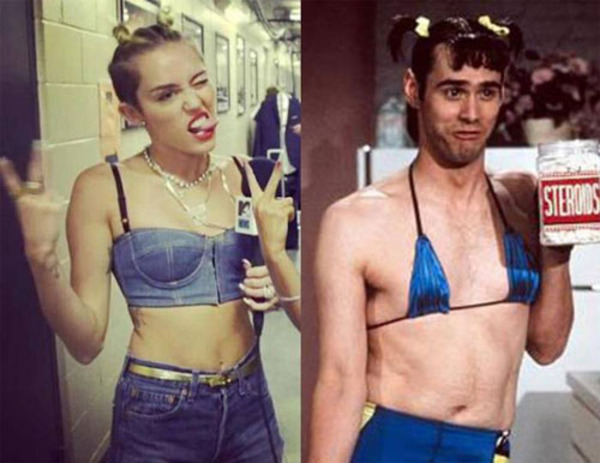 22 Things That Look Like Miley Cyrus