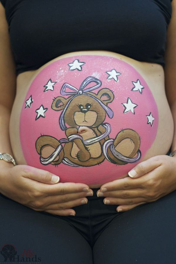 26 bumps every pregnant woman needs in her life for Maternity belly painting
