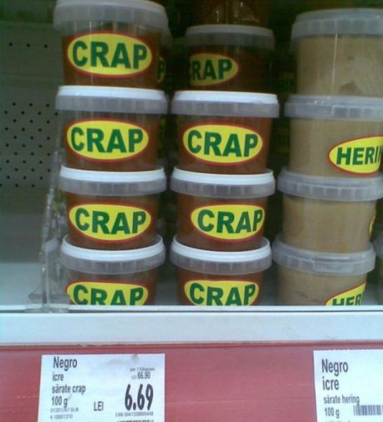 marketing and packaging fails