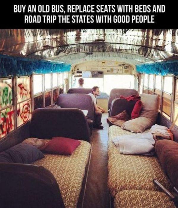 amazing ideas that should happen