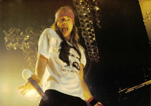 miley cyrus is actually axl rose