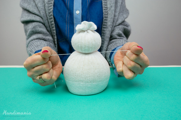 What She Made With An Old Sock , Its Simply Amazing