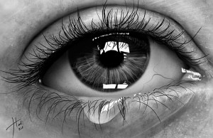 realistic_eye_shed_tears_by_hadialakhras-d5whwsr