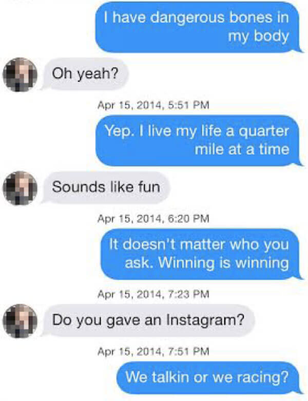 Use These 28 Best Tinder Pick Up Lines To Stand Out From The