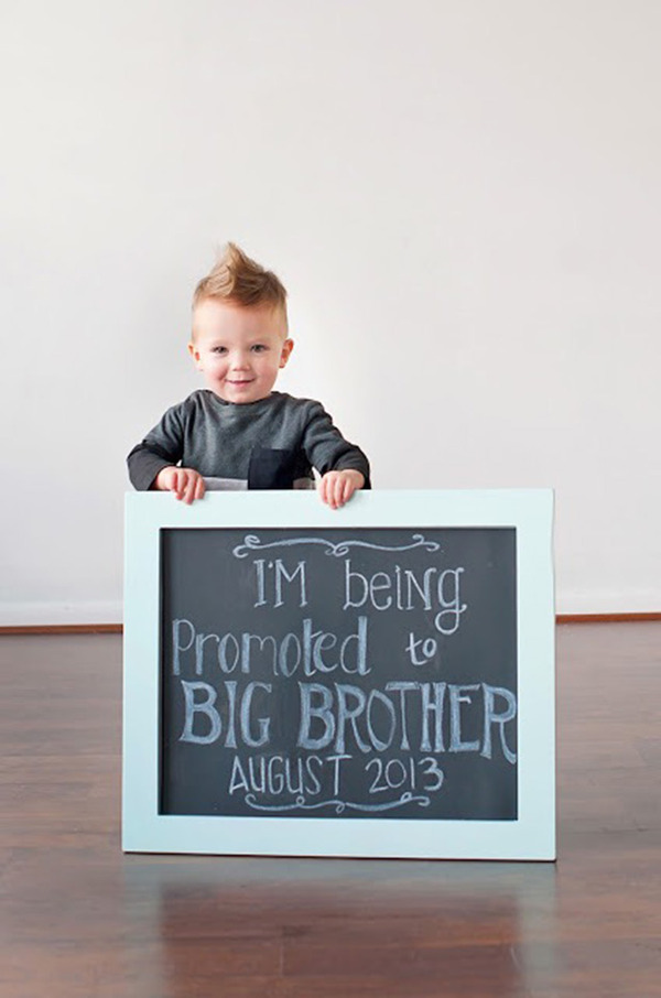 22 Creative Ways To Announce Your Pregnancy 4 Is The Best – Creative Baby Announcement Photos