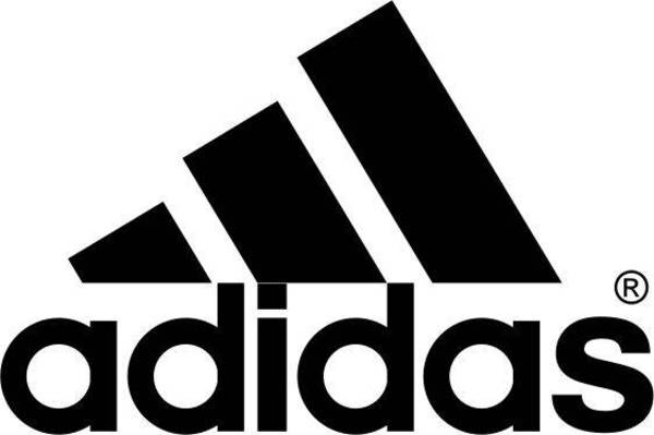 logos with hidden messages - adidas