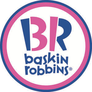 Famous Logos With Hidden Messages - baskin robbins