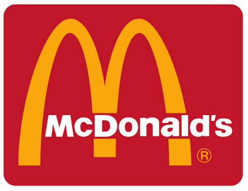 hidden messages in logos - mcdonald logo