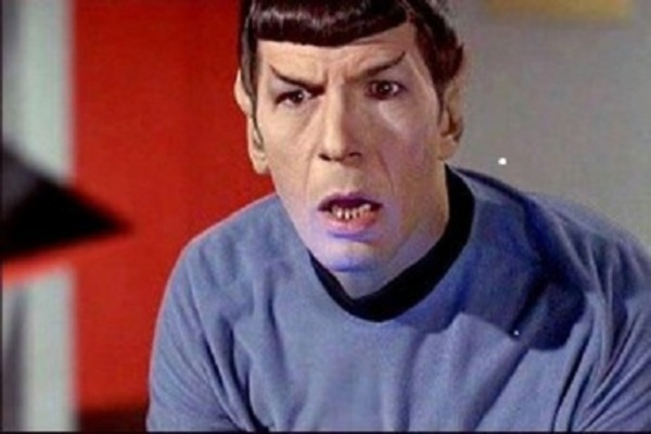 rest in peace spock