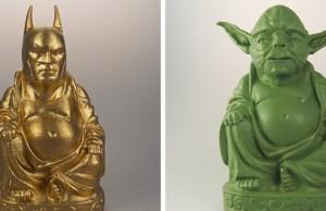 Pop Culture Buddhas