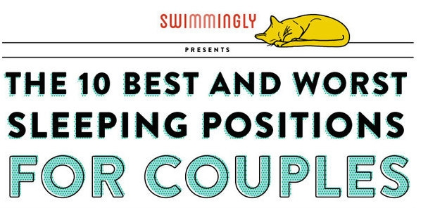 10 best sleeping positions for couples 1