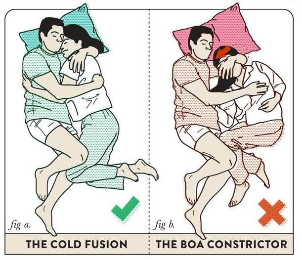 10 best position in bed 2