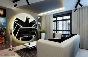 avengers apartment design