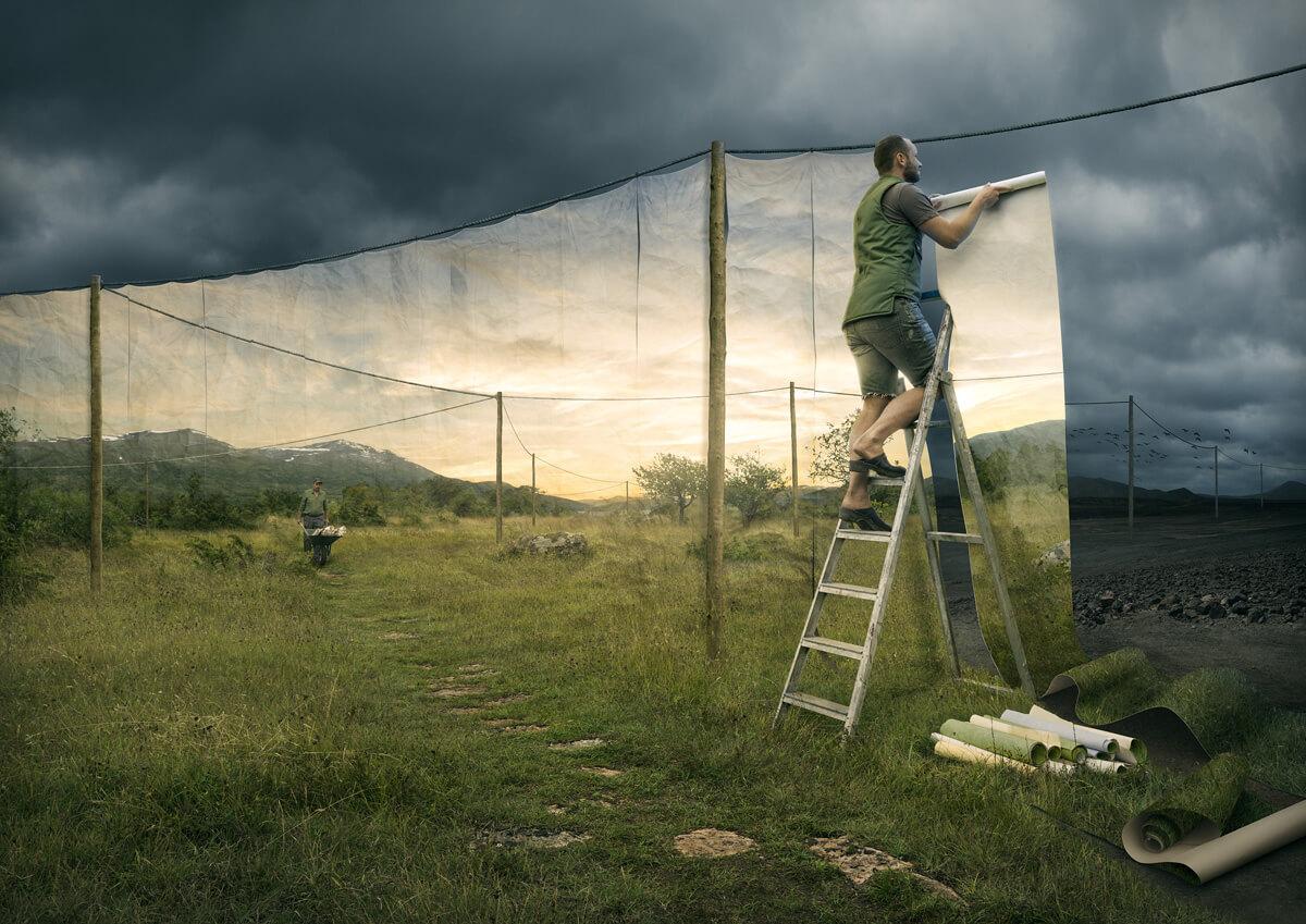 Erik Johansson - photo manipolation22299