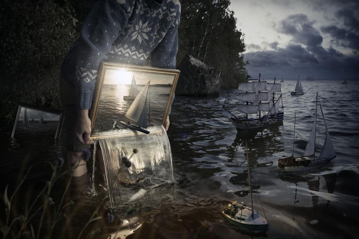 Erik Johansson - photo manipolation11