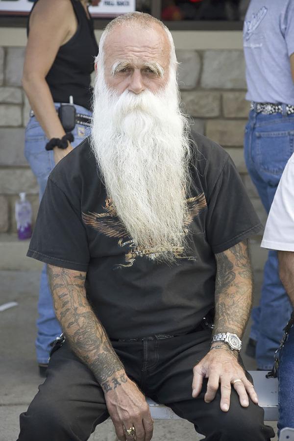 Badass Seniors Tattoos