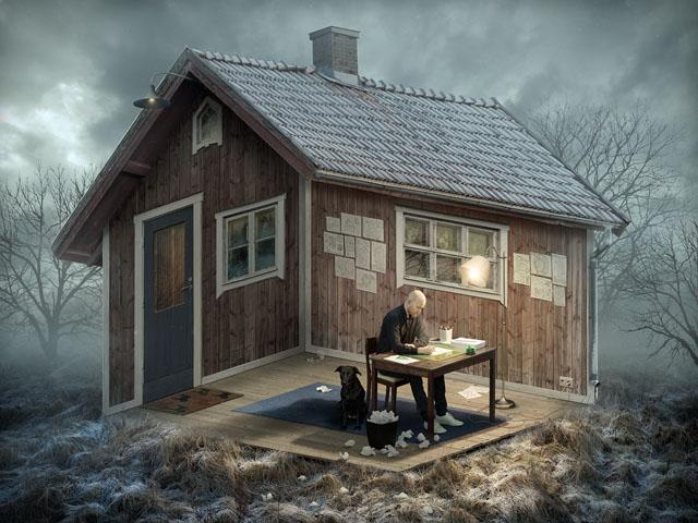 Erik Johansson - photo manipolation222