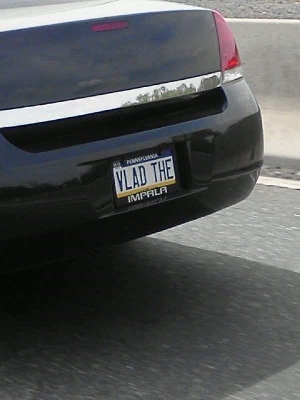23 License Plates That Totally Nailed It