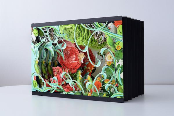 3d paper creations