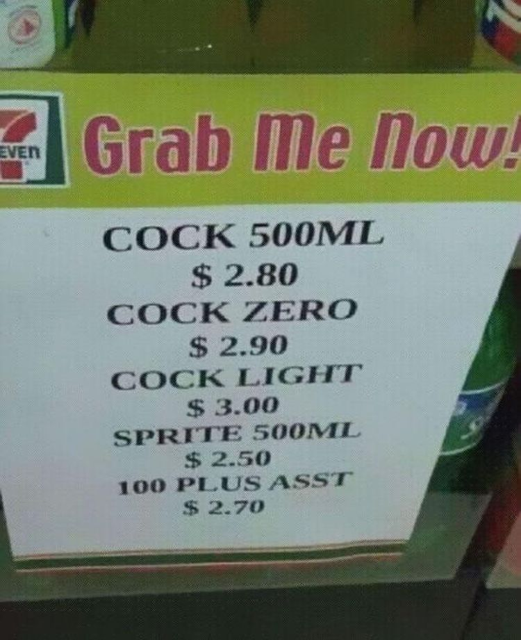 funny Chinese translations16