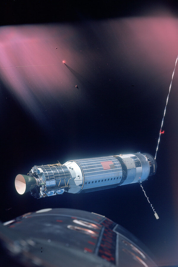 Breathtaking Photos Of The Nasa Gemini Project That Are