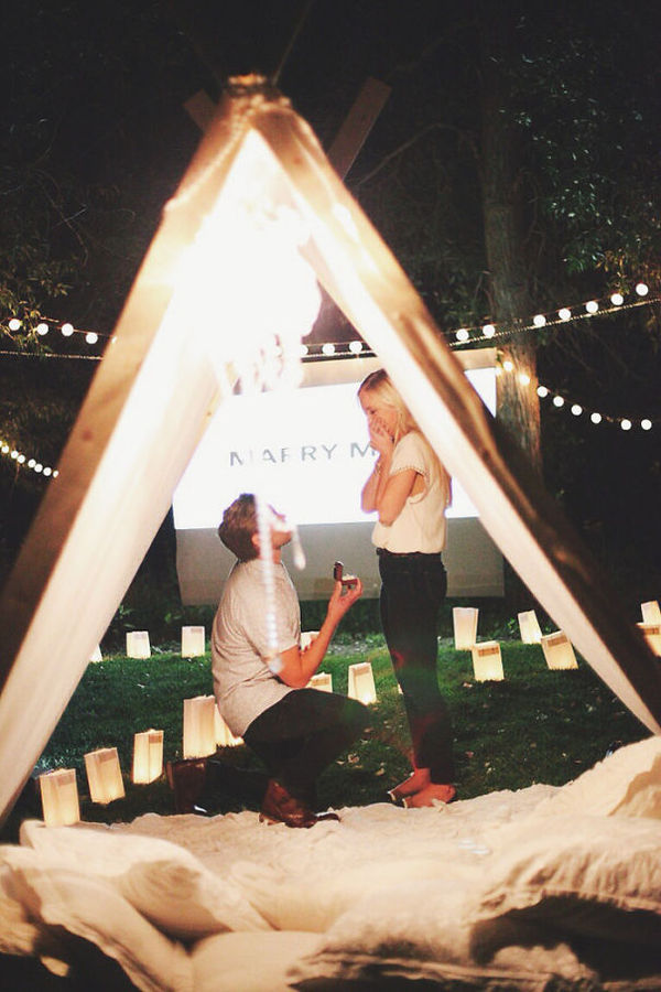 awesome marriage proposals