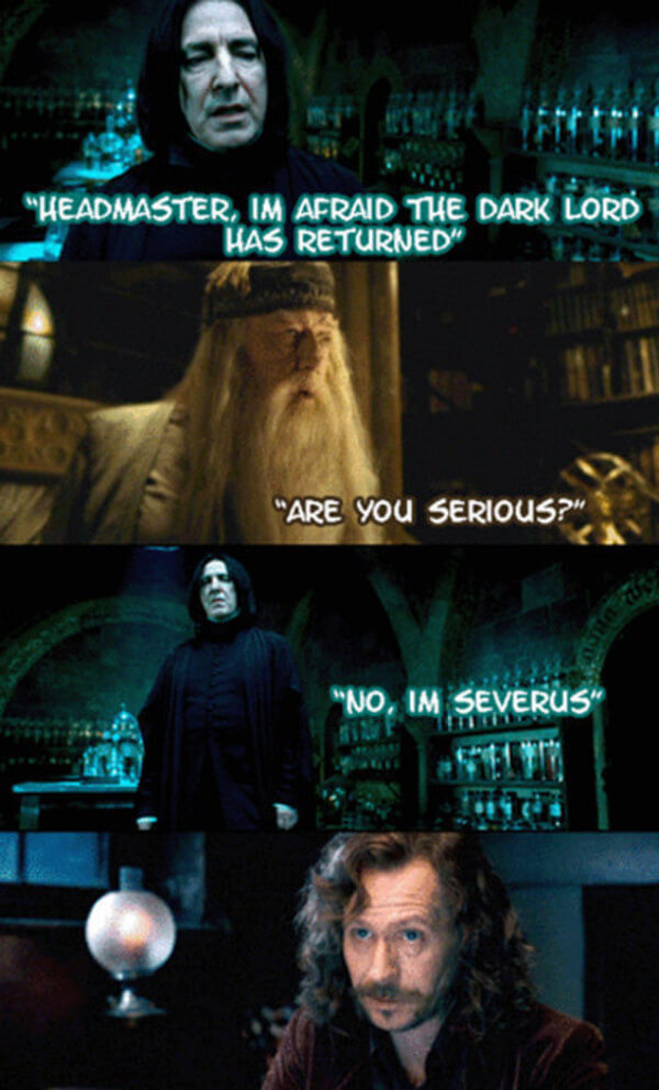 harry potter jokes