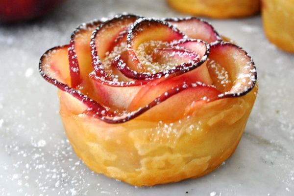 Delicious Apple Rosettes Dessert Will Leave Your Guests Begging For More