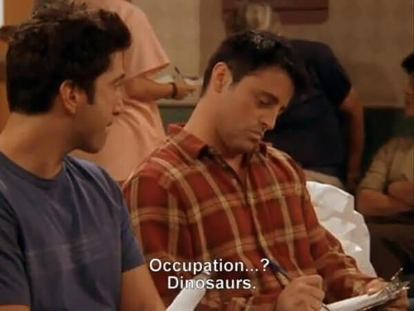 lines from joey tribbiani 2