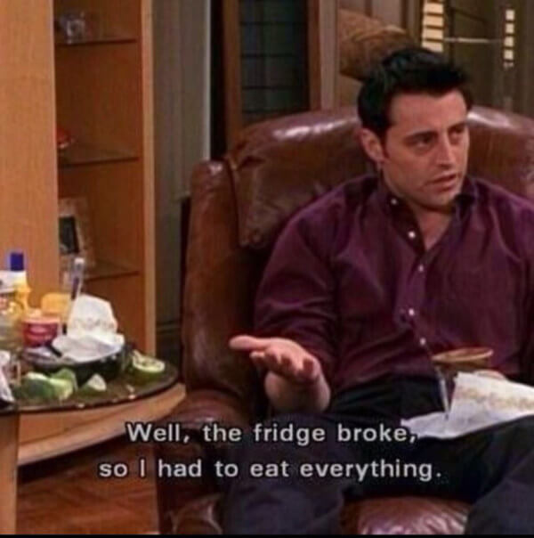 lines from joey tribbiani 3
