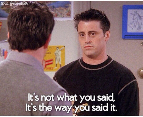 lines from joey tribbiani 1