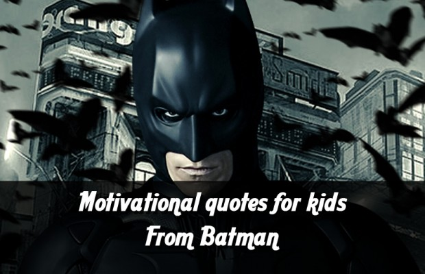 Batman Funny Quotes Every Kid Should Hear In Their Life