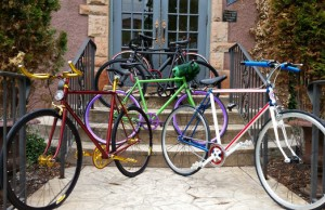 avengers bicycle