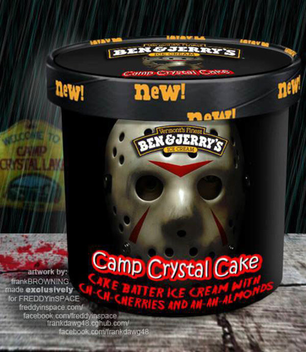 23 Scary Ice Cream Flavors That Are Straight Out Of A