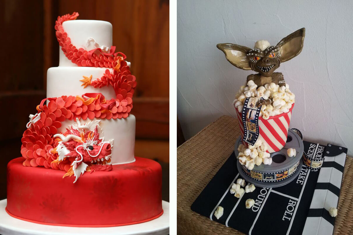 40 Delicious Awesome Cakes That Look Too Good To Eat