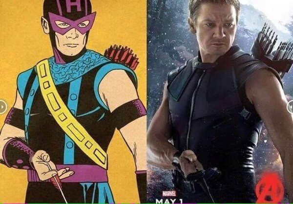 original avengers vs new avangers