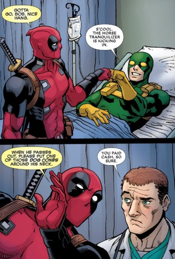 deadpool is awesome 6