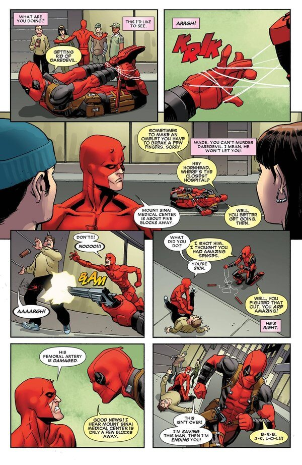 deadpool is awesome 7