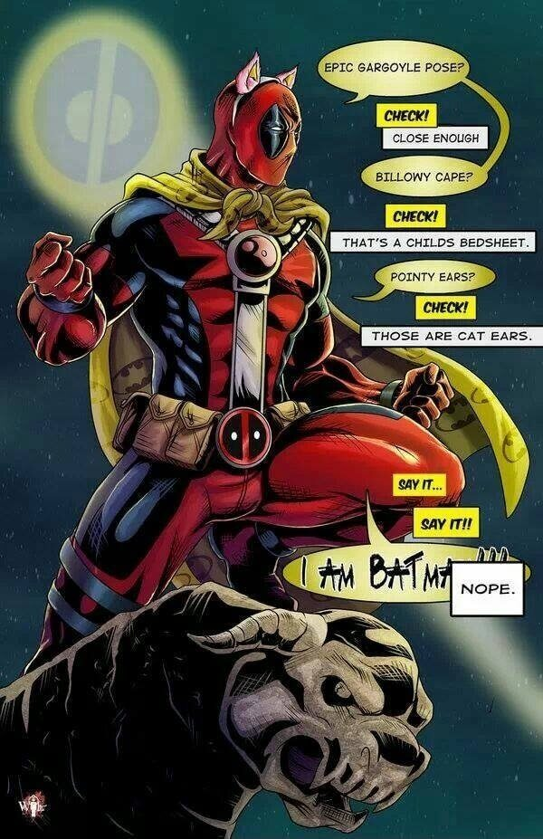 deadpool is awesome 14