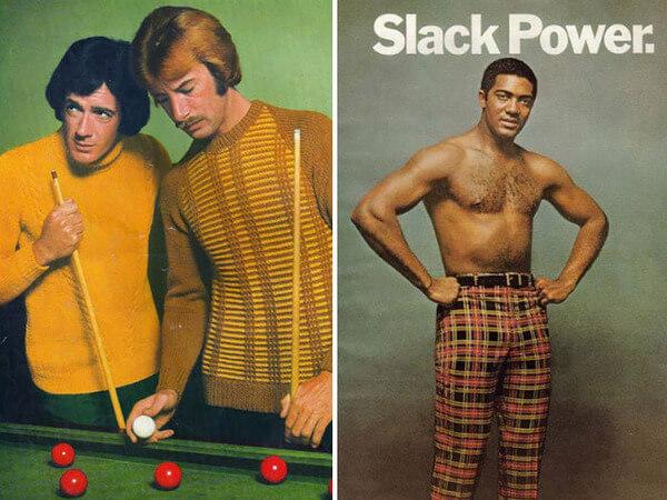 1970's men's fashion ads 29
