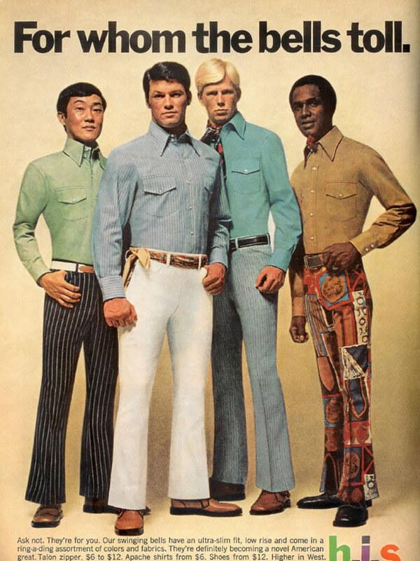1970's men's fashion ads 19