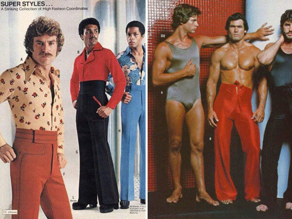 1970's men's fashion ads 3
