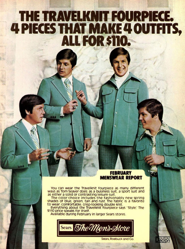 1970's men's fashion ads 22