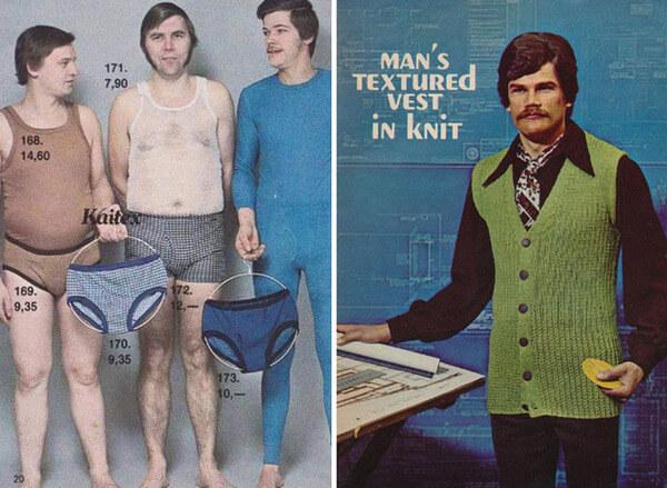 1970's men's fashion ads 9