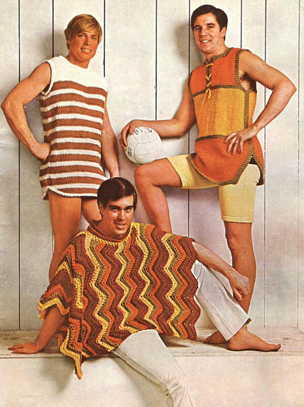 1970's men's fashion ads 13