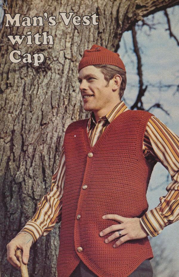 1970's men's fashion ads 14