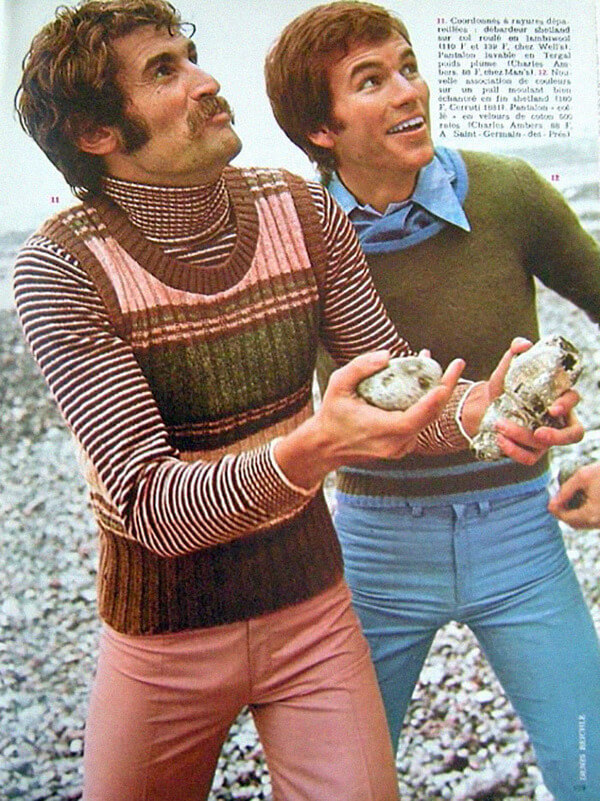 1970's men's fashion ads 24