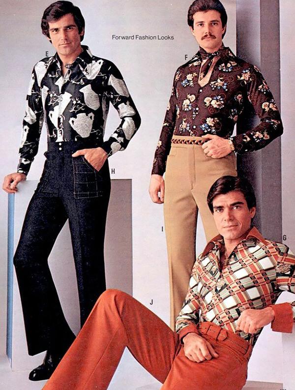 1970's men's fashion ads 31